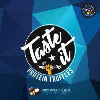 TasteIT protein truffles, 120g